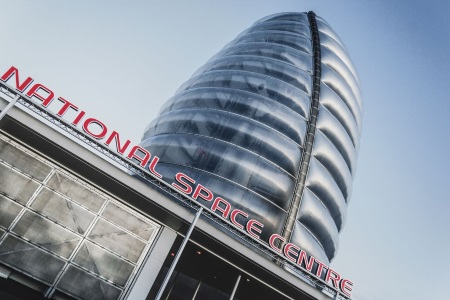 National Space Centre,Leicester