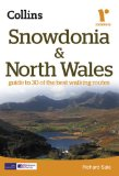 Snowdonia and North Wales (Collins Rambler's Guides:)
