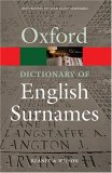A Dictionary of English Surnames (Oxford Paperback Reference S.) (Paperback)