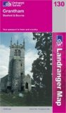 Grantham, Sleaford and Bourne (Landranger Maps) (OS Landranger Map) [Folded Map]