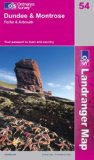 Dundee and Montrose, Forfar and Arbroath (Landranger Maps) (OS Landranger Map)