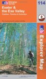 Exeter and the Exe Valley (Explorer Maps) (OS Explorer Map