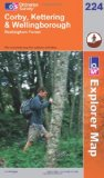Corby, Kettering and Wellingborough (Explorer Maps): Rockingham Forest (OS Explorer Map)
