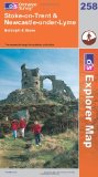 Stoke-on-Trent and Newcastle Under Lyme (Explorer Maps) (OS Explorer Map)