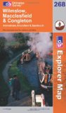 Wilmslow, Macclesfield and Congleton (Explorer Maps): Altrincham, Knutsford & Sandbach (OS Explorer Map)