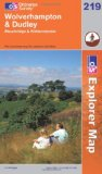 Wolverhampton and Dudley, Stourbridge and Kidderminster (OS Explorer Map)