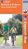 Bedford and St.Neots, Sandy and Biggleswade (OS Explorer Map)