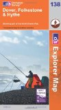 Dover, Folkestone and Hythe (OS Explorer Map)