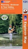 Romsey, Andover and Test Valley (OS Explorer Map): Stockbridge & Ludgershall