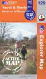 Yeovil and Sherborne (OS Explorer Map Active)