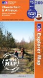 Chesterfield and Alfreton (OS Explorer Map Active)