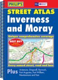 Philip's Street Atlas Inverness and Moray