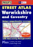 Philips Street Atlas Warwickshire and Coventry