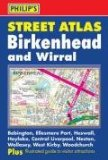 Philip's Street Atlas Birkenhead and Wirral (City Street Atlases)