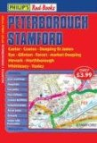 Philip's Red Books Peterborough and Stamford (Local Street Atlases)