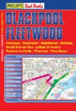 Philip's Red Books Blackpool and Fleetwood (Philip's Local Street Atlases)