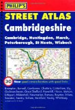 Philip's Street Atlas Cambridgeshire (Philip's Street Atlases)