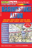 Philip's Red Books Basingstoke and Alton (Local Street Atlases)
