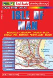 Philip's Red Books Isle of Man (Local Street Atlases)