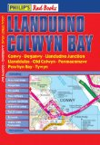 Philip's Red Books Llandudno and Colwyn Bay (Local Street Atlases)