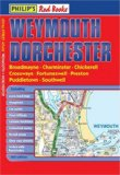 Philip's Red Books Weymouth and Dorchester (Local Street Atlases