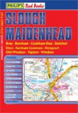 Philip's Red Books Slough and Maidenhead (Local Street Atlases)