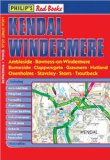 Philip's Red Books Kendal and Windermere (Red Book Street Atlas)
