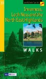 Pathfinder Inverness, Loch Ness & the North East Highlands (Pathfinder Guide) [Paperback]