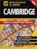 AA Street by Street Z-map Cambridge