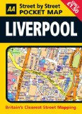 Pocket Map Liverpool (AA Street by Street)