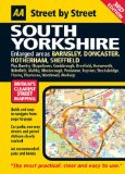 South Yorkshire Maxi (AA Street by Street)