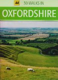 30 Walks in Oxfordshire (AA 30 Walks in)