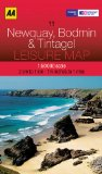 Leisure Map Newquay, Bodmin and Tintagel (AA Leisure Maps)