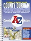 Durham County Atlas (A-Z County Towns Atlas)