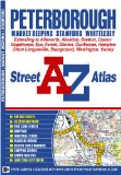 Peterborough Street Plan (StreePeterborough Street Atlas (A-Z Street Atlas) [Illustrated]t Maps & Atlases S.)