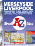 Merseyside Street Atlas (A-Z Street Atlas) [Illustrated]