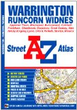 Warrington Street Atlas (A-Z Street Atlas)