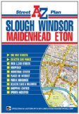 Slough, Windsor & Maidenhead Street Plan (A-Z Street Plan)
