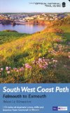 South West Coast Path: Falmouth to Exmouth: National Trail Guide (National Trail Guides)