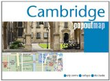 Cambridge PopOut Map (Footprint PopOut Maps)