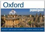 Oxford PopOut Travel Guide - handy pocket size Oxford city guide with pop-up Oxford city centre map (PopOut Maps) [Abridged, Audiobook, Box Set, Illustrated, Large Print]