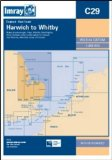 Imray Chart C29 2013: Harwich to Whitby
