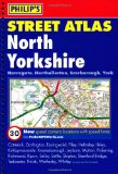 Philip's Street Atlas North Yorkshire: Spiral Edition
