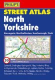Philip's Street Atlas North Yorkshire