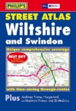 Philip's Street Atlas Wiltshire and Swindon: Pocket Edition