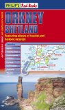 Philip's Red Books Orkney and Shetland (Philips Red Books Tourism Maps)