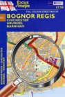 Full Colour Street Map of Bognor Regis: Chichester - Arundel - Barnham