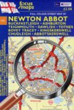 Full Colour Street Maps of Newton Abbot: Buckfastleigh, Ashburton, Teignmouth, Dawlish Totnes, Bovey Tracey, Kingskerswell, Chudleigh Abbotskerswell