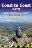 Coast to Coast Path: St Bees to Robin Hood's Bay planning, places to stay, places to eat (Trailblazer British Walking Guide) (Trailblazer Guide) [Illustrated]