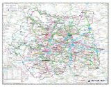 West Yorkshire County Planning Map: No. 1A